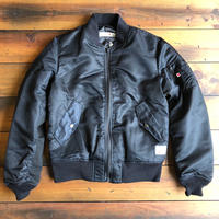 MA-1 JACKET - BS-S3-JK03 【BLACK】