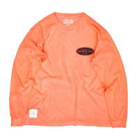 BLUEY×BRONZE AGE L/S TEE / ORANGE / 15B20TS26MP