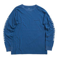 PERFECT BALANCE L/S TEE / NAVY / 13B19TS30FB
