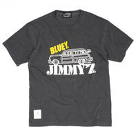 BLUEY×JIMMY'Z S/S TEE / BLACK / 15B20AC23SR