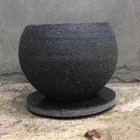 IONIA BOWL GREY L / BPA-0046