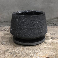 IONIA ROUND BLACK S / BPA-0042