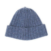 JAZZ NEPP WOOL WATCH CAP / BLUE /  14B19AC38KG