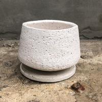 IONIA ROUND WHITE S / BPA-0042