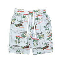 COVEROSS SHORTS / SAX / 13B19PA06FB