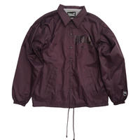 BLUEY×EVERLAST COACH JACKET / WINE / 15B20JK30TO-NB