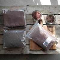 化粧砂 (こげ茶)Foundation  sandtile 500g