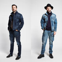 URBAn the 3rd JACKET DARK & LIGHT / U03W