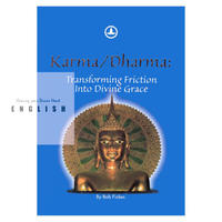 [English] BOOK : KARMA/DHARMA ($20)