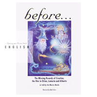 [English] BOOK : BEFORE…The Missing Records as told by the Master Merlin ($20)