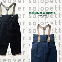 makeover salopette