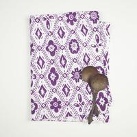 手拭い【 SANPO 】小紫