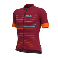 ERGO JERSEY(MASAI RED/TURQUOISE)