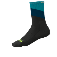 DELTA SOCKS BLACK/PETROLEUM(1802-20108-00)