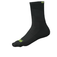 DELTA SOCKS BLACK/GREY(1802-20107-00)