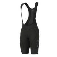 MASTER BIBSHORTS(BLACK/CHARCOAL GREY)