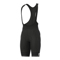 CORSA BIBSHORTS(BLACK/WHITE)