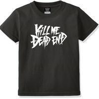 【オリジナルTシャツ】KILL ME DEAD ENDロゴ