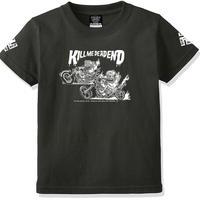 【オリジナルTシャツ】USI&DUFF rides CHOPPER
