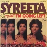 SYREETA:I'M GOING LEFT
