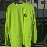 Original Long Tee(Safety Green)