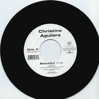 CHRISTINA AGUILERE:BEAUTIFUL