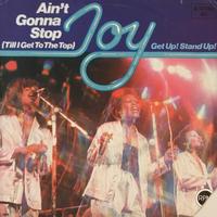 JOY:AIN'T GONNA STOP