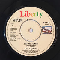 VAPORS:JIMMIE JONES