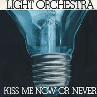 DISCO LIGHT ORCHESTRA:KISS ME NOW AND NEVER