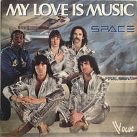 SPACE:MY LOVE IS MUSIC