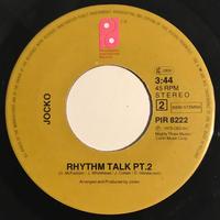 JACKO:RHYTHM TALK