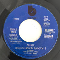 DONALD BYRD:CHANGE