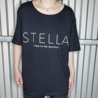 STELLA T-Shirts(Black)