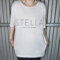 STELLA T-Shirts(White)