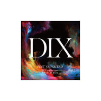 【通常盤】10th Anniversary BEST『DIX』