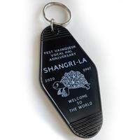 『Shangri-La』モーテルキーホルダー