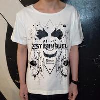 METAL T-Shirts(White)