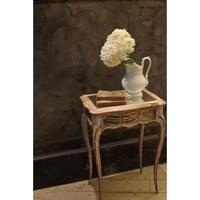 ルイ15世様式・ミラーサイドテーブル