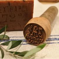 オリーブの樹の版(savon de marseille)