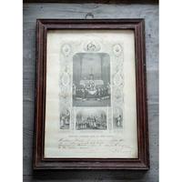 1884年FRANCE洗礼式の男の子達