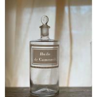 France19世紀・薬局のボトル