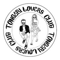 TONGARI Sticker