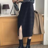 【予約販売】ounce lap skirt