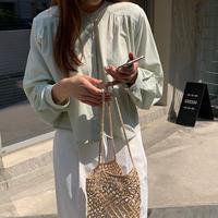 【予約販売】muffin blouse
