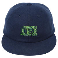 Disc Cap  (Navy)