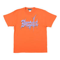 Metalic Tee  (Orange)