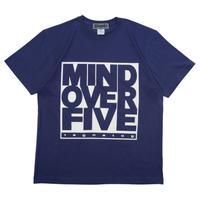 Five Tee  (Blue)