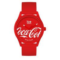 コカ・コーラとアイスウォッチコラボレーション腕時計