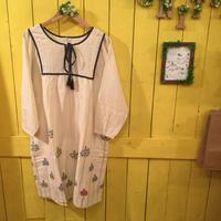 [0520op]Flowerprintワンピース