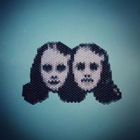 のそ子 / Twins Brooch  [ 双子 ブローチ ]